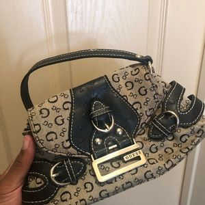 Old Vintage GUESS Tiny Purse